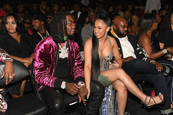 Offset Drops Over 500 000 Dollars On Cardi B S Engagement Ring Xxl