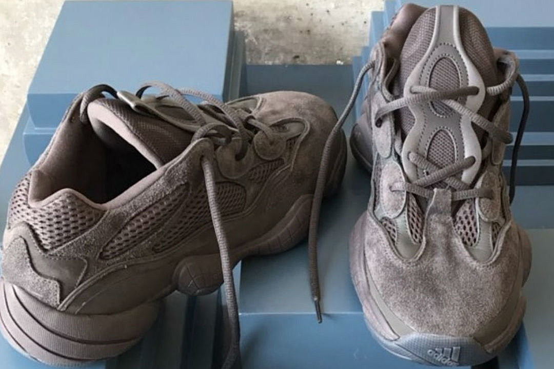 3d892115f4793 Adidas Yeezy Desert Rat 500 Leaks Online - XXL