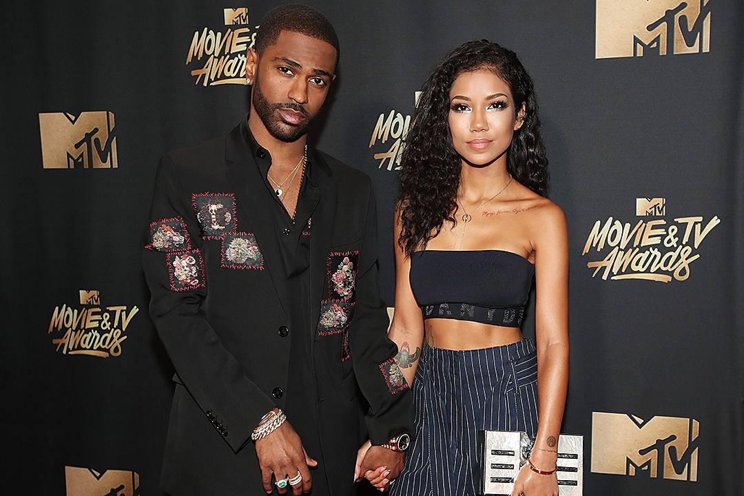 separation shoes f6195 e6b15 Jhene Aiko Gets Big Sean Tattoo Covered Up - XXL