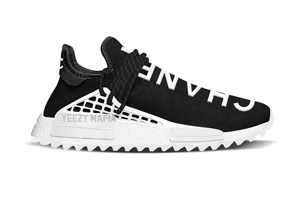 official photos cd69a 9c6f1 Pharrell and Adidas Might Team Up With Chanel for a NMD ...