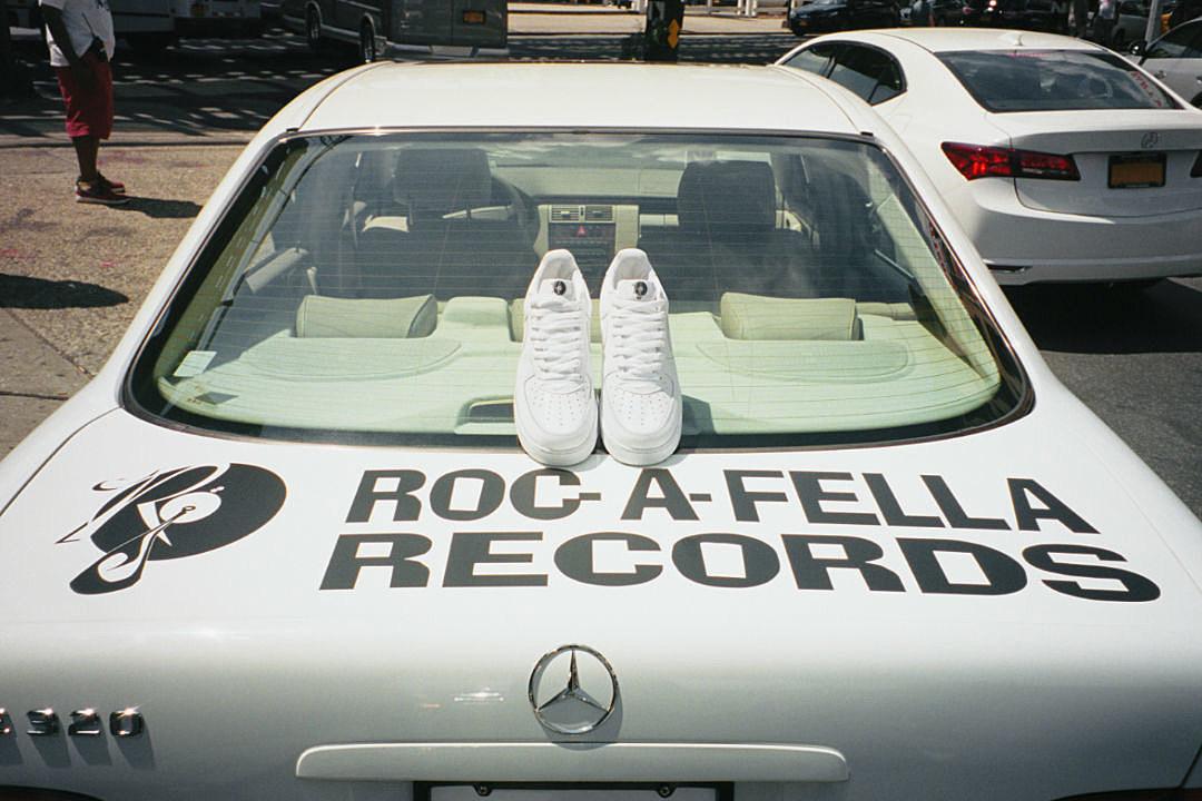 Re-Release Roc-A-Fella Air Force 1