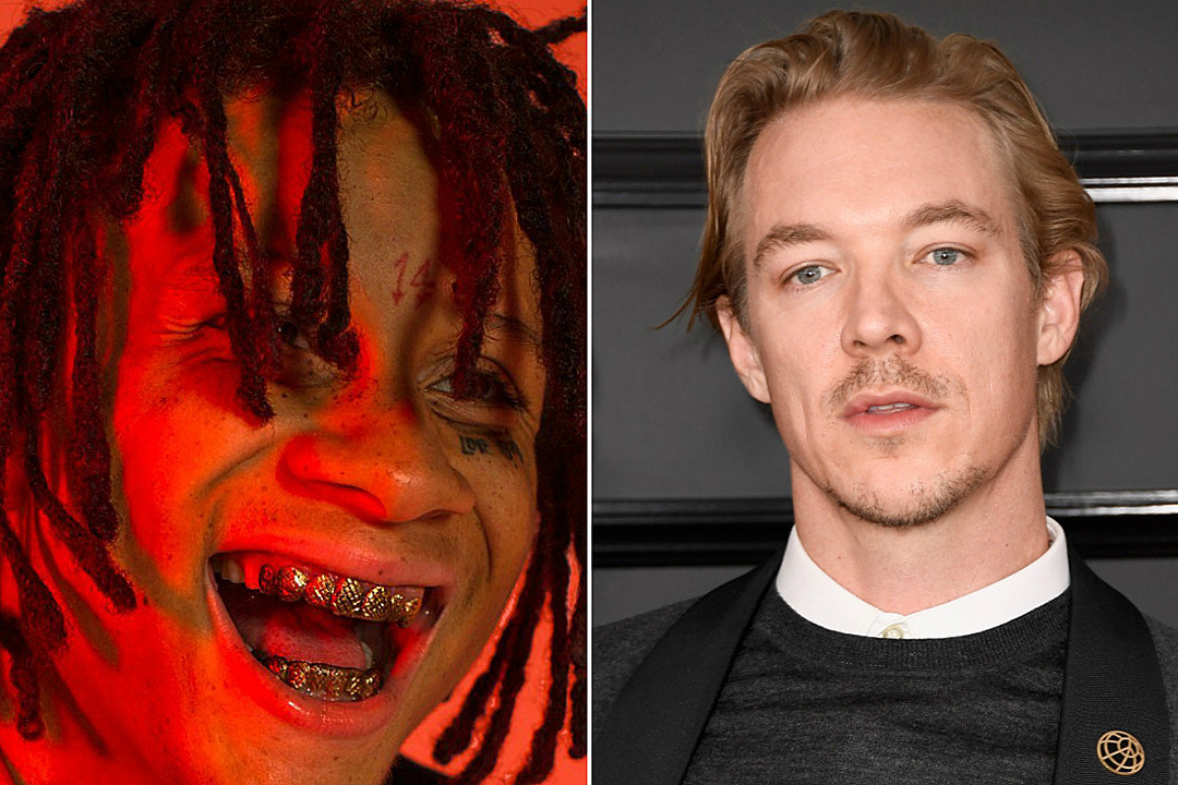 Diplo Rapper >> Trippie Redd Previews New Diplo Collab Xxl