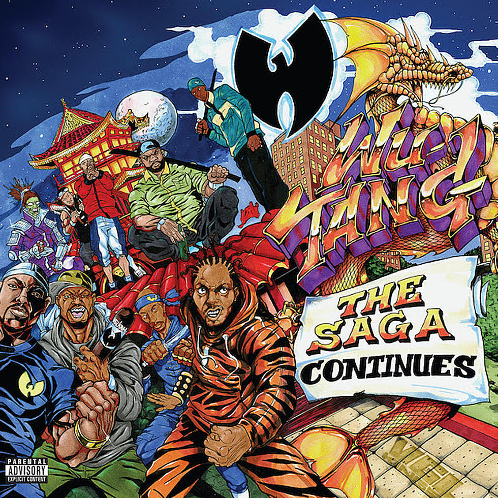 20 Of The Best Lyrics From Wu Tang Clans The Saga Continues Xxl