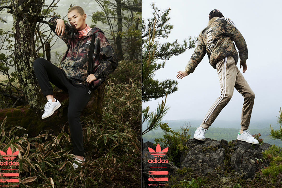 af19a32d55144 Pharrell and Adidas to Release Hu Hiking Winter 2017 Collection - XXL