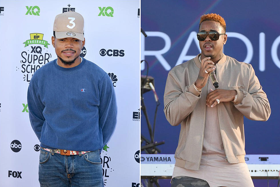 Merry Christmas Lil Mama 2.Chance The Rapper And Jeremih Add New Songs To Christmas