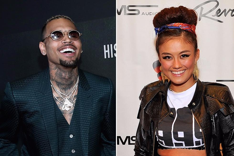 Chris Brown and Indonesian Pop Star Agnez Mo Spark Dating