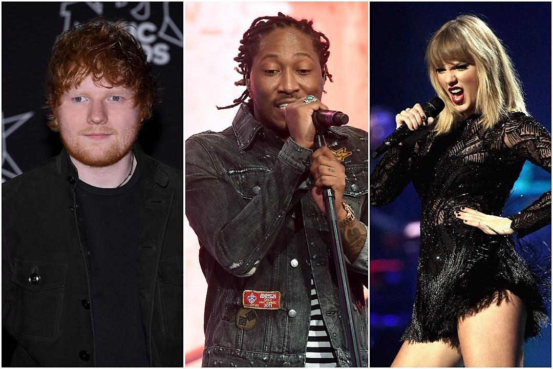 Future Has Ed Sheeran Collab on Taylor Swift's 'Reputation' Album - XXL