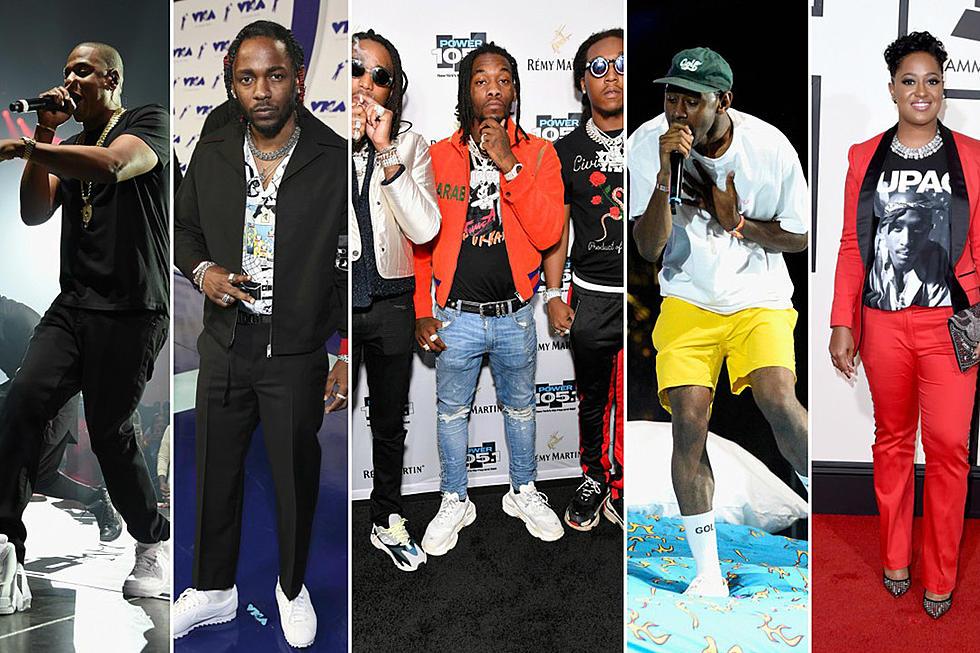 Jay-Z, Migos & More Get Best Rap Album Nomination at 2018