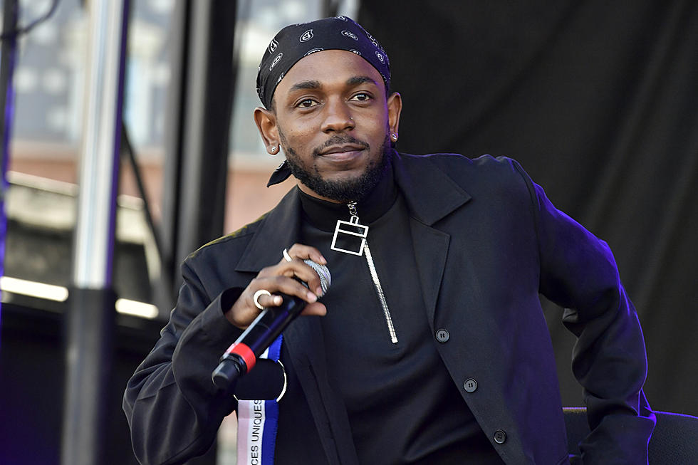best sneakers eb9b5 d4a90 Kendrick Lamar Teases Don't Trip Nike Cortez - XXL