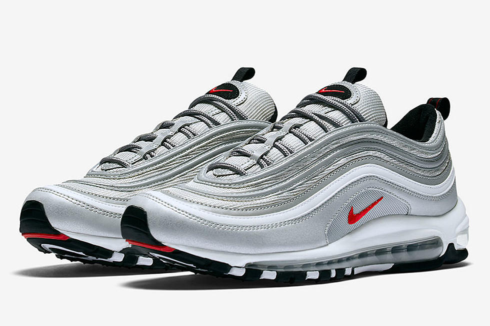 490f58edb15 Nike to Restock Air Max 97 Silver Bullet Sneakers for Black Friday