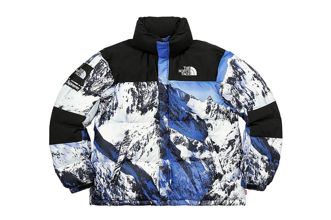 c7e58adbca8 Supreme and North Face Unveil Winter 2017 Collection - XXL