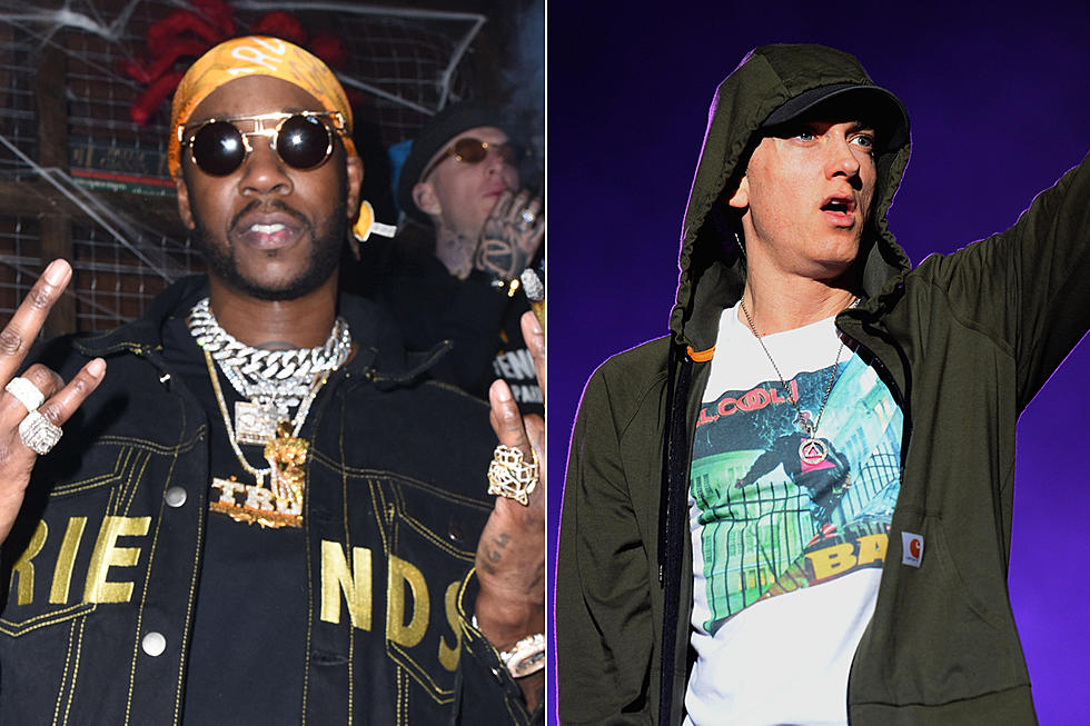 2 Chainz Reacts to Being Left Off Eminem's 'Revival' Album - XXL