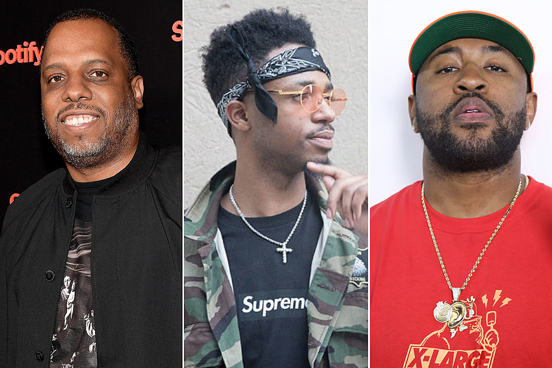 30 of the Best Hip-Hop Producers of 2017 - XXL 678dc0817324
