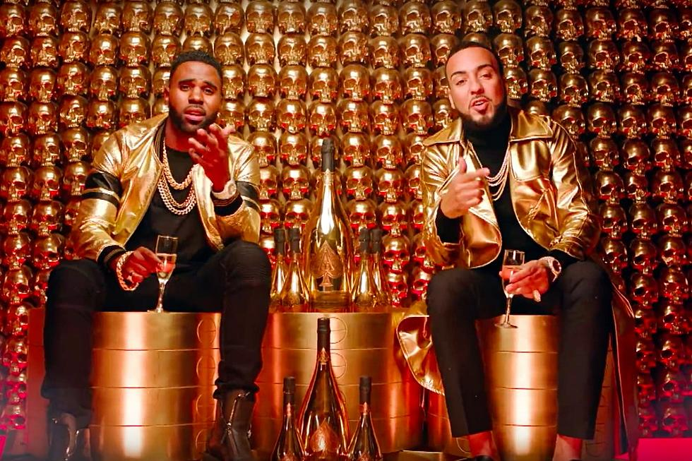 French Montana Joins Jason Derulo for ''Tip Toe'' Video