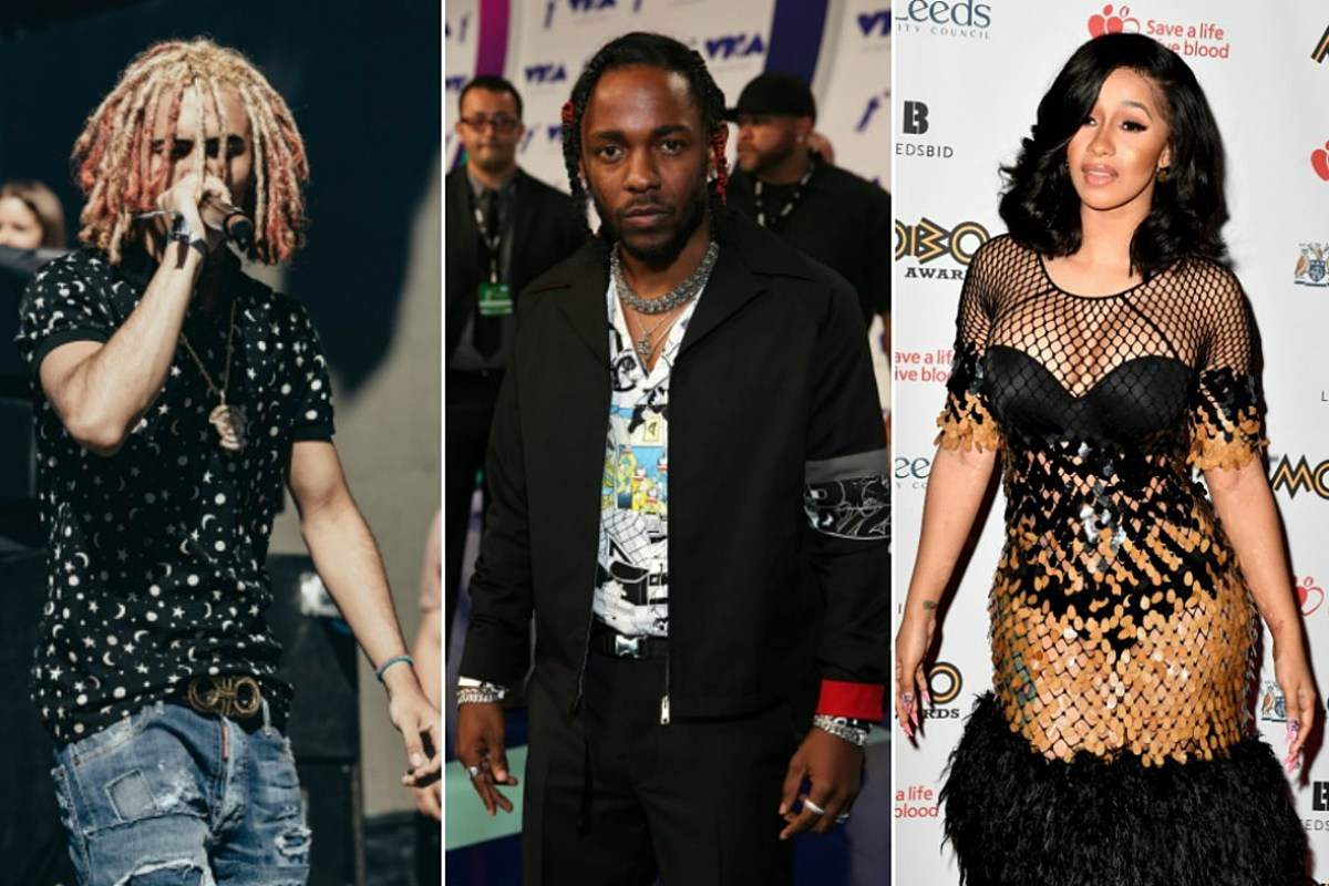 Fans Guess The Name Cardi B And Offset Will Give Their: Hip-Hop Fans Name The Rapper Who Had The Best 2017