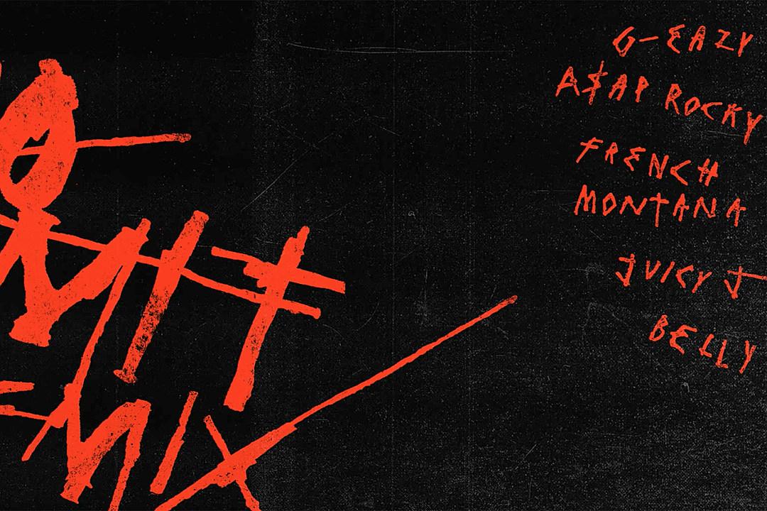 G-Eazy, Juicy J, French Montana and Belly's ''No Limit'' Remix - XXL