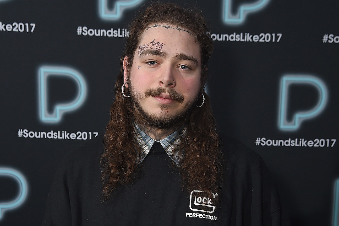 1941f6cc8 Post Malone Gets His Own Snapchat Filter - XXL