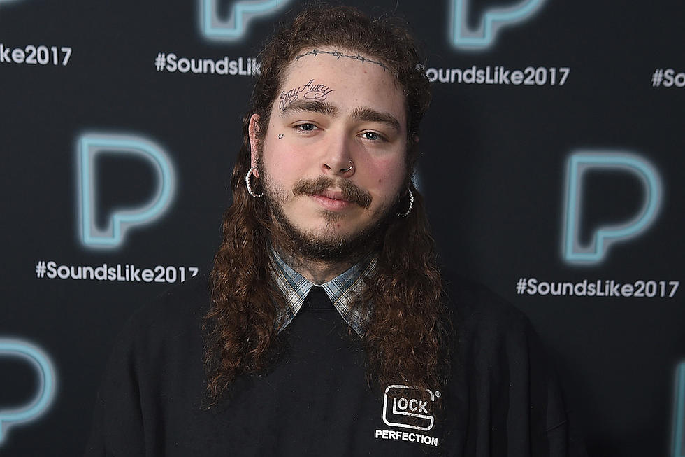 Post Malone Tattoos Removed