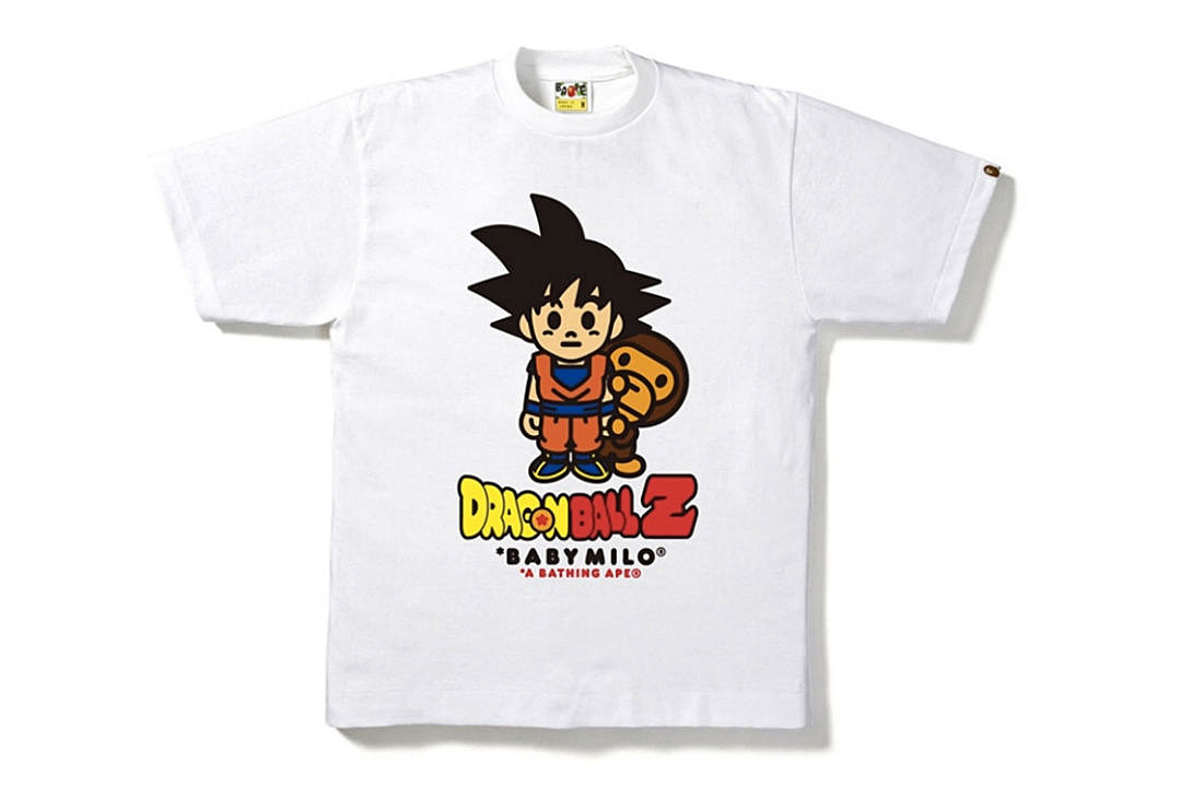 8c77426d Bape and Dragon Ball Z Have a New Collaboration on the Way - XXL