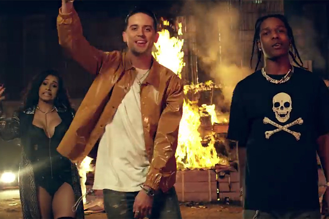 G-Eazy's Drops ''No Limit (Remix)'' Video With Cardi B and