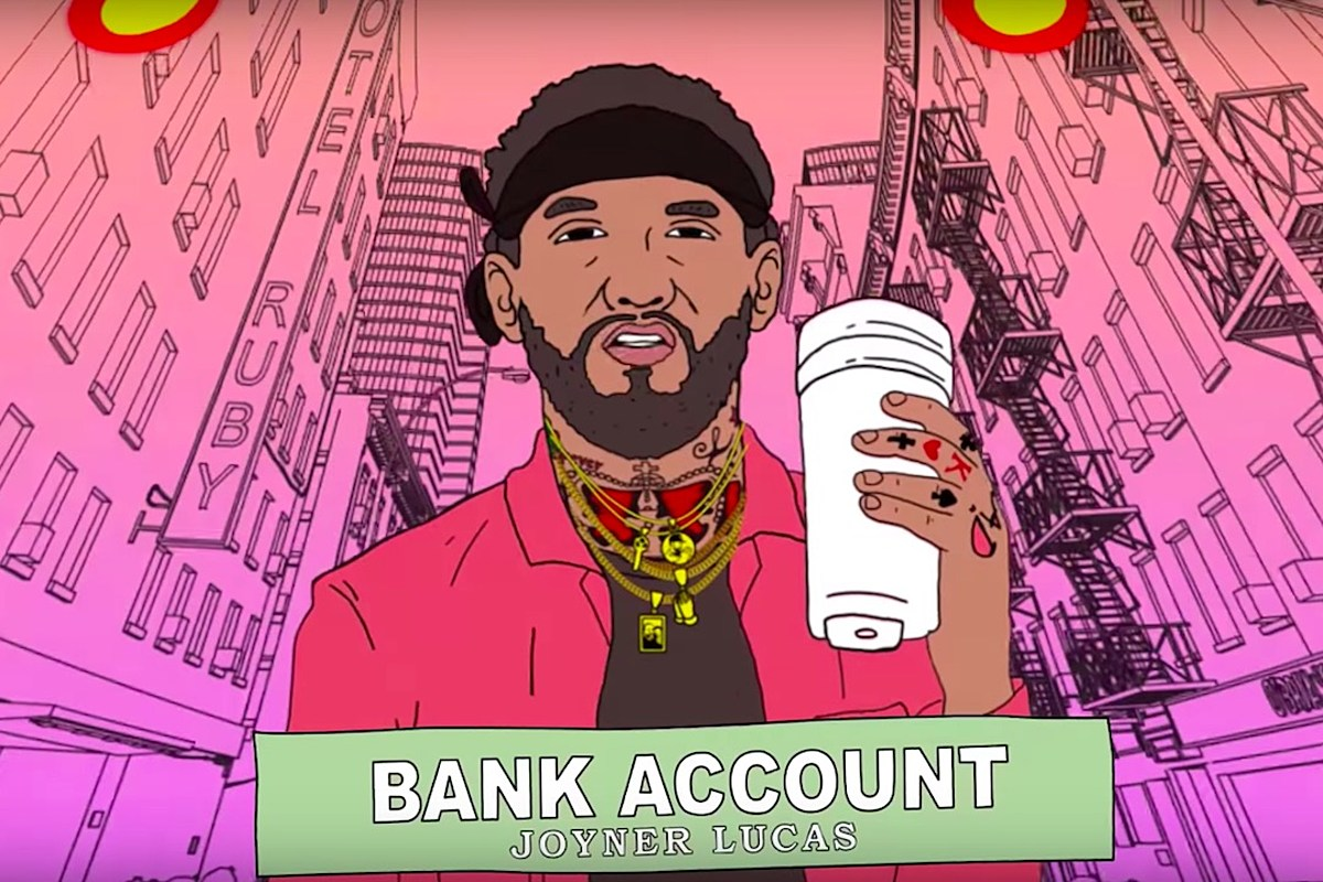 joyner lucas delivers a remix of 21 savage s bank account xxl joyner lucas delivers a remix of 21