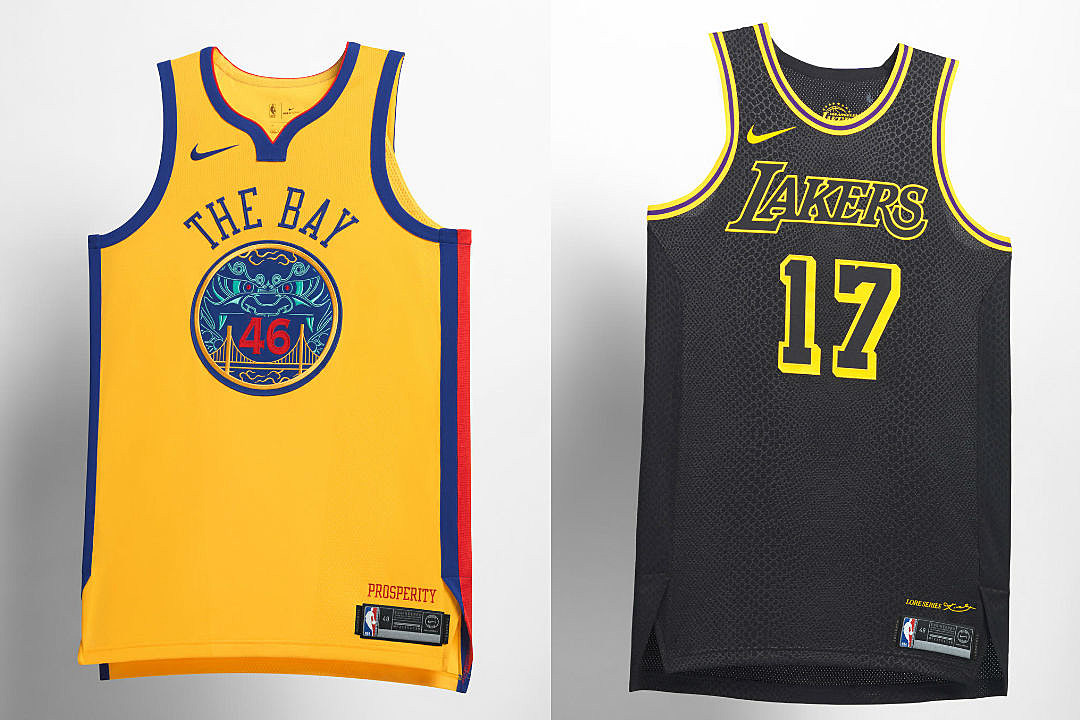 Nike Unveils NBA City Edition Uniforms - XXL ea98604a4