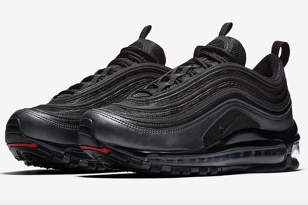 Nike to Release Air Max 97 Metallic Hematite Sneakers XXL