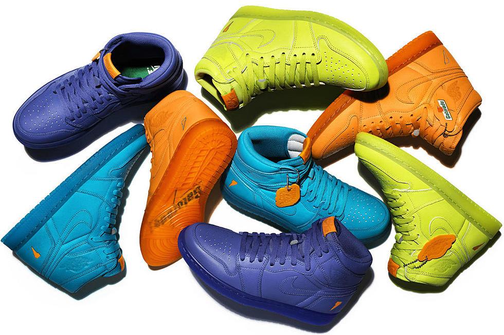 Jordan Brand Unveils Air Jordan 1 OG High Gatorade