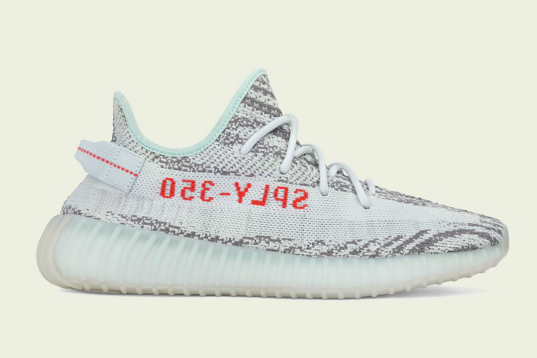 dca01406953 Here s Where You Can Buy the Adidas Yeezy Boost 350 V2 Blue Tint - XXL