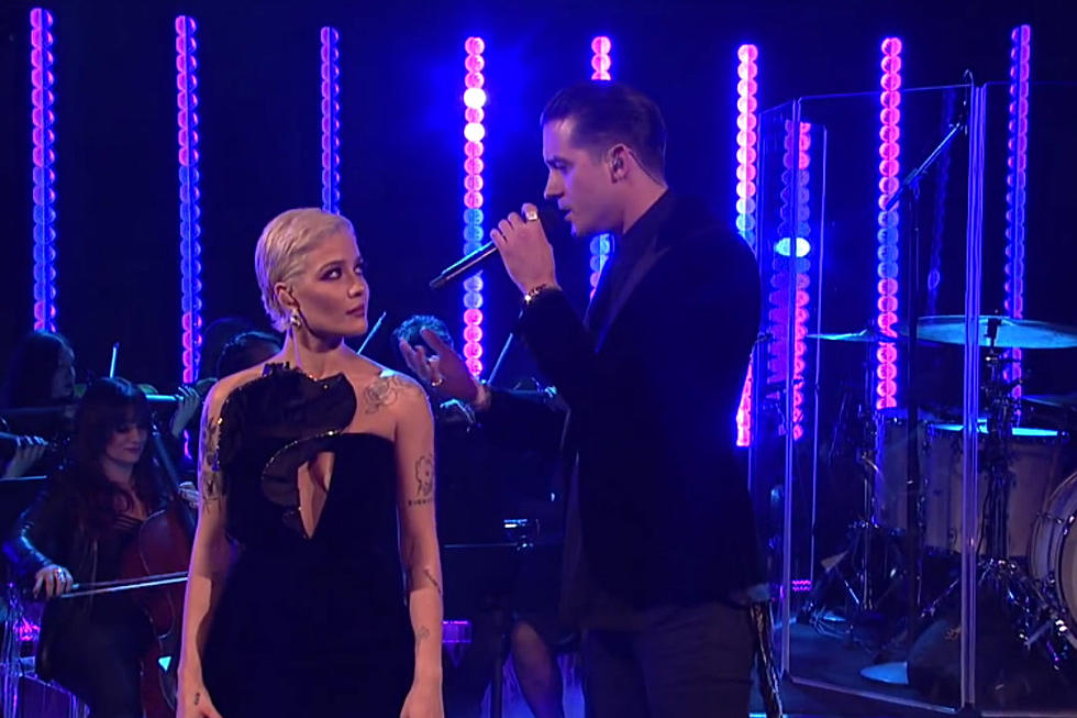 G-Eazy and Halsey Break Up After Dating for One Year - XXL