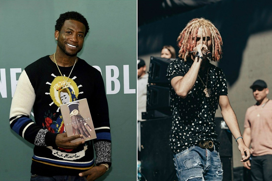 e089e983 Gucci Mane Wants to Sign Lil Pump - XXL