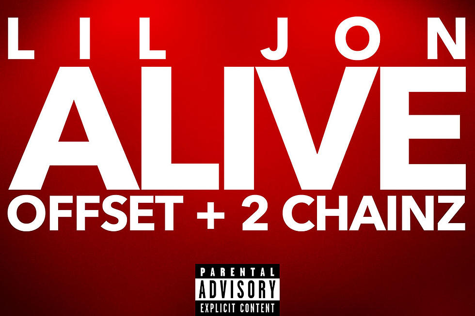 Lil Jon Drops New Song ''Alive'' Featuring 2 Chainz and