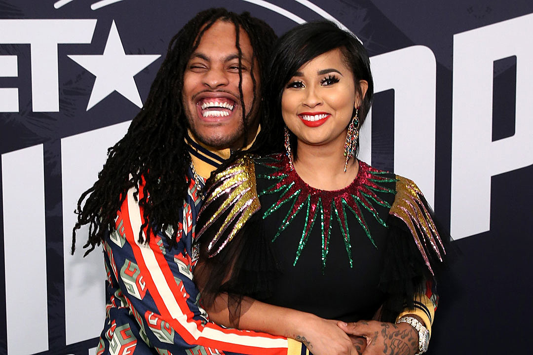 f0ecb5c3d147b Waka Flocka Flame and Tammy Rivera Have Official Wedding Ceremony in Mexico