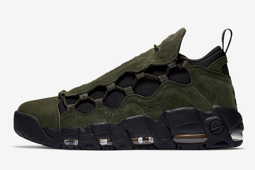 huge discount d2a17 80700 Nike Announces Release Date of Air More Money Sneakers