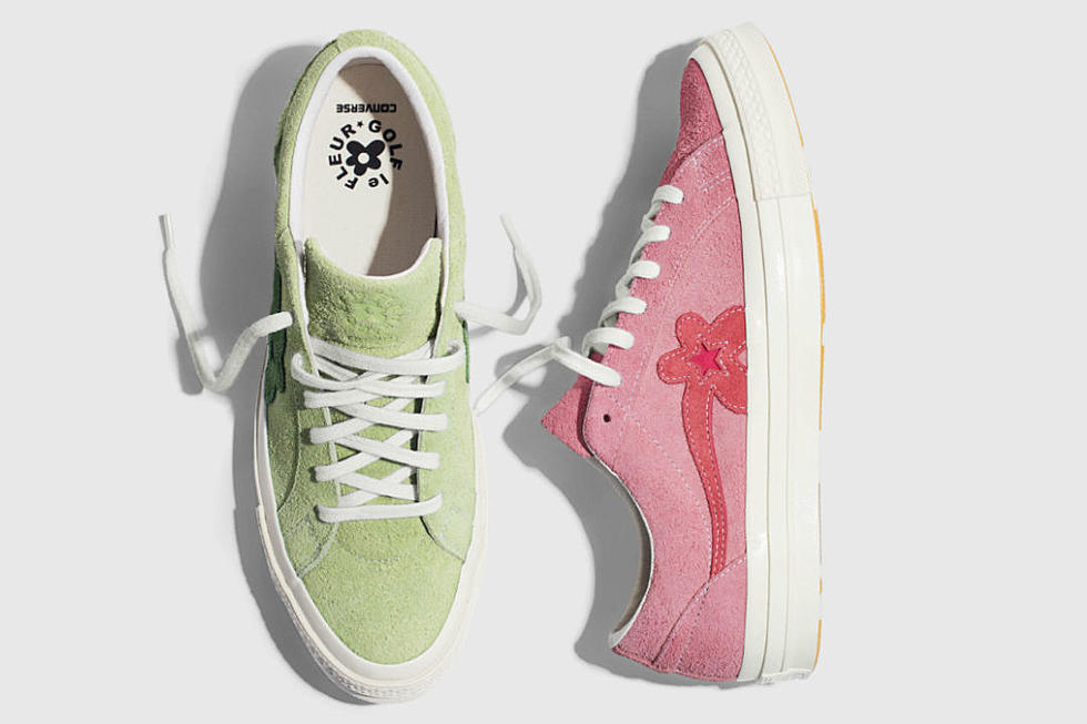 Tyler The Creator And Converse Release Golf Le Fleur Collection Xxl