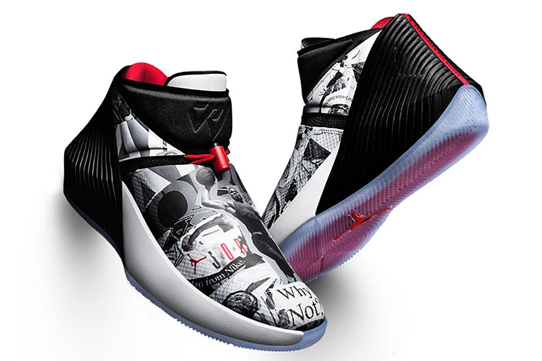 Russell Westbrook Debuts Jordan Brand