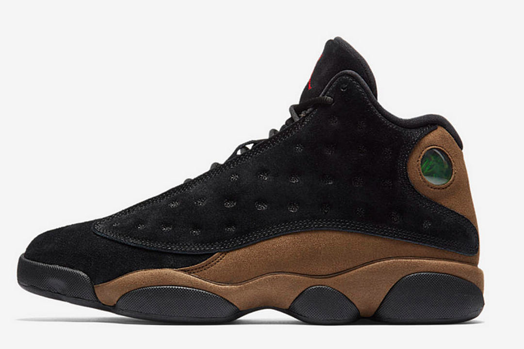 a5afe2c262e6b Top 5 Sneakers Coming Out This Weekend Including Air Jordan 13 Retro Olive  and More