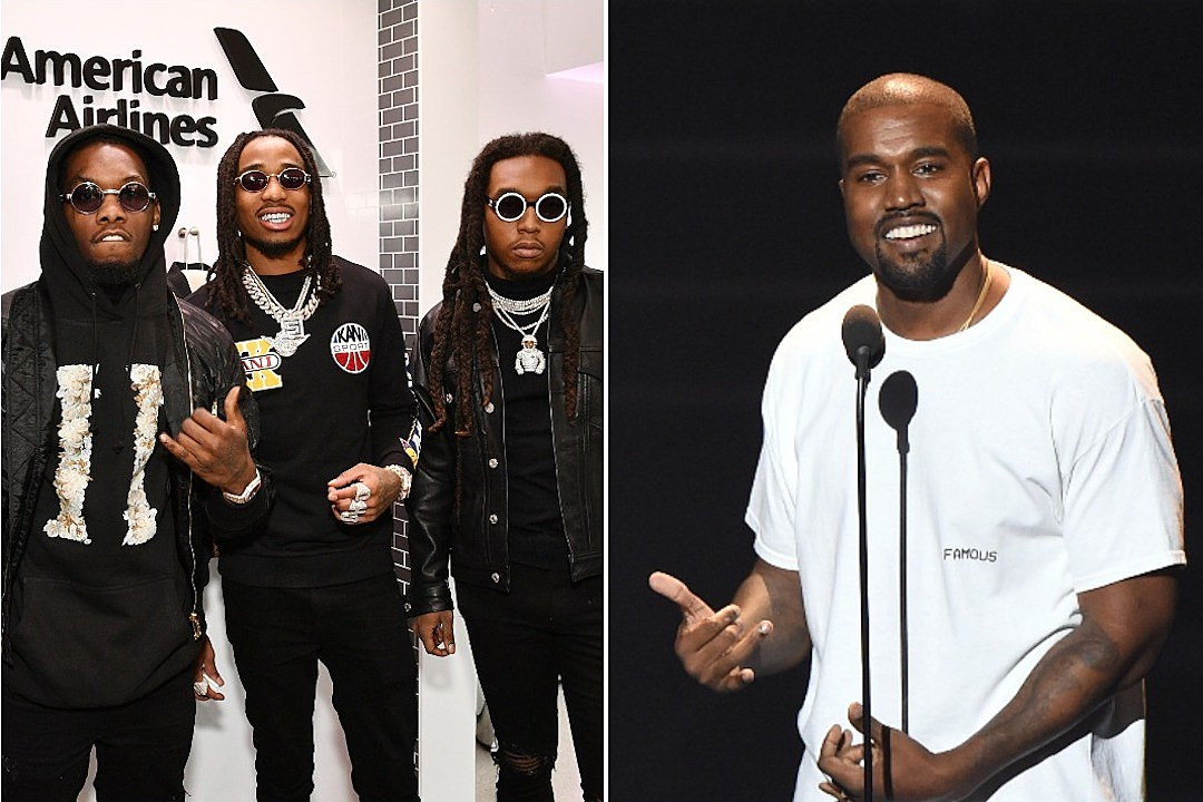 Migos Recorded a Song for Kanye West's 'Yandhi' Album - XXL