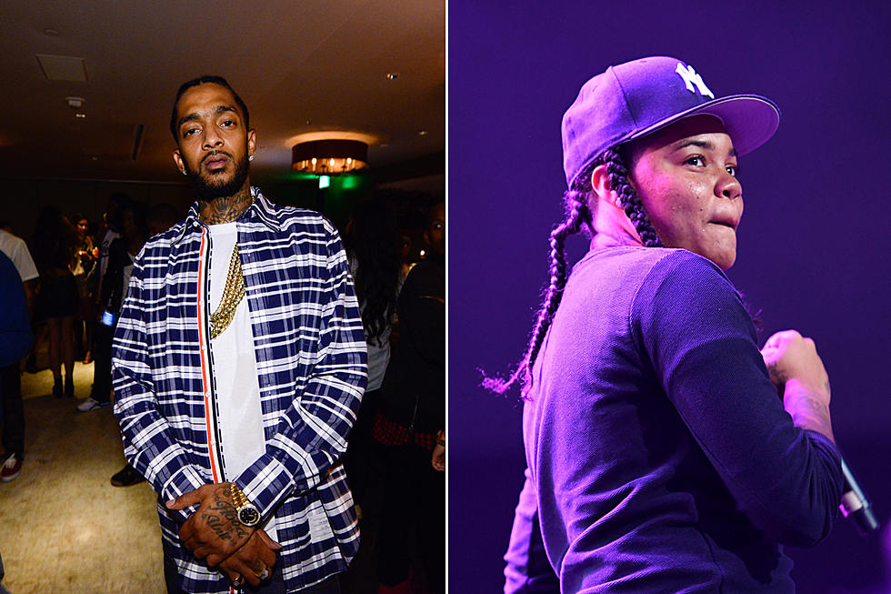 Best Songs of the Week With Nipsey Hussle, Young M A and