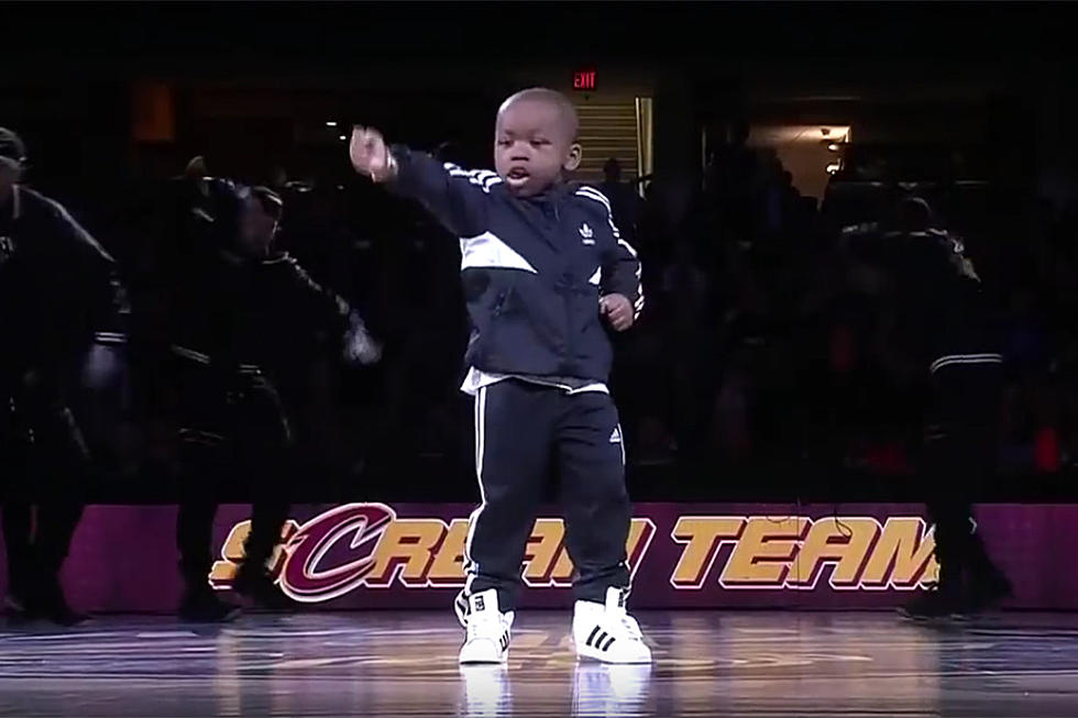 watch 5 year old boy s dance moves to ayo teo s rolex