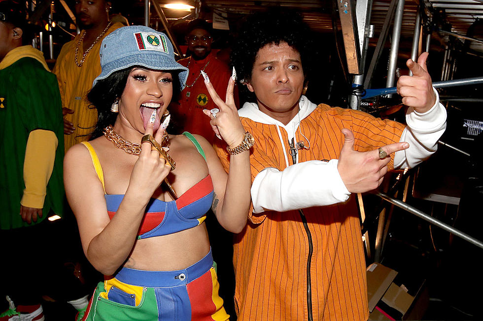 Cardi B Drops Out Of Joint Tour With Bruno Mars Xxl