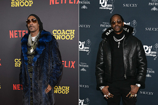 Snoop Dogg, 2 Chainz Reveal Teams for 2018 Hip-Hop All-Star Game - XXL