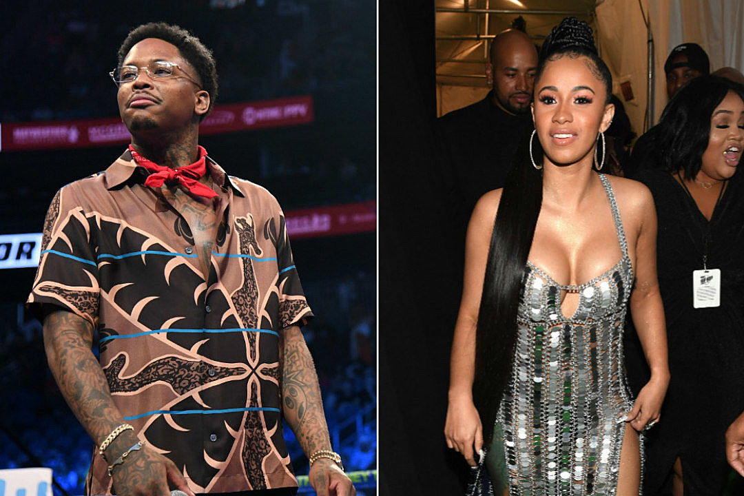 Yg Thinks Cardi B Wont Have Any Issues Performing In Los Angeles Xxl