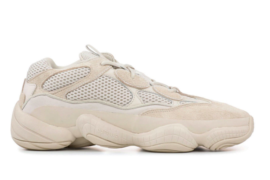Adidas Yeezy Desert Rat 500 ''Blush'' to Release Soon XXL