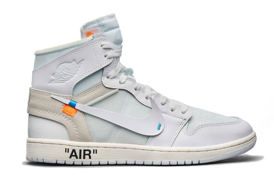 air jordan for off white