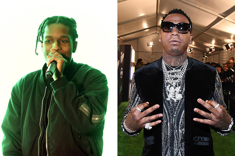 Best Songs of the Week Featuring ASAP Rocky, Moneybagg Yo
