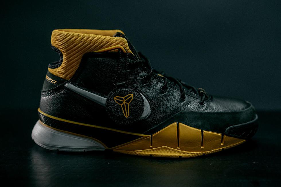the latest e86ea b0133 Nike to Re-Release Kobe Bryant's Zoom Kobe 1 Protro - XXL