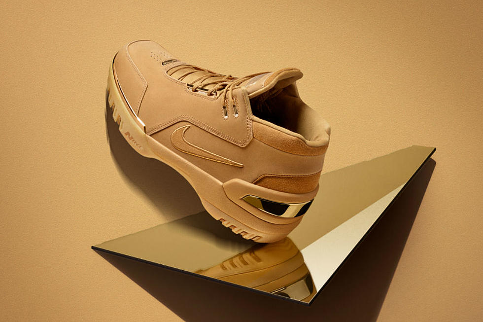 5e688cc6dcc LeBron James  Air Zoom Generation Wheat Sneakers to Re-Release - XXL