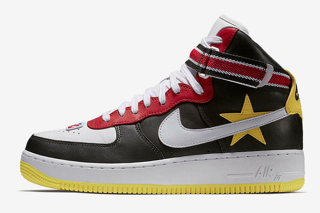 best service 90570 3c051 Nike to Release Two New Riccardo Tisci Air Force 1 Sneakers