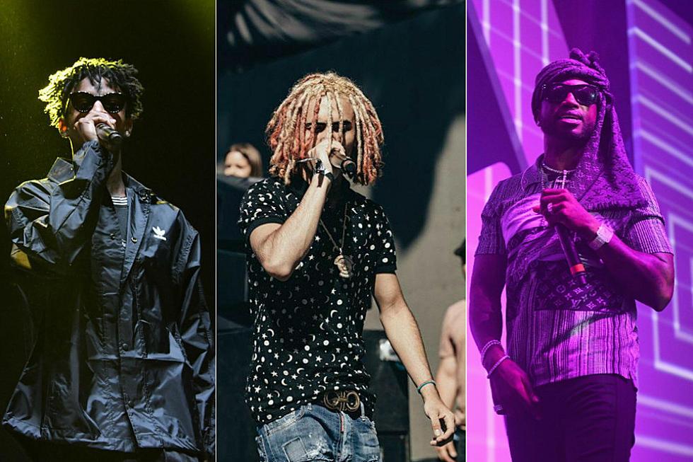 Lil Pump Drops Star-Studded ''Gucci Gang (Remix)'' - XXL